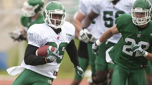 The Grey Cup champion Saskatchewan Roughriders and other CFL players have been taking part in training camps while a new labour deal is completed.