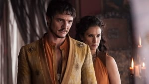 Pedro Pascal and Indira Varma, Game of Thrones