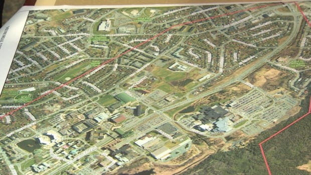 A consulting group is conducting a study into the traffic problem around the Memorial University campus in St. John's.