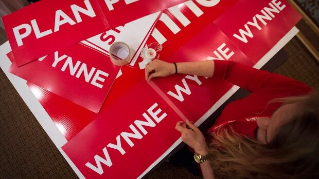 Premier Kathleen Wynne and Deputy Premier Deb Matthews say they're willing to look at changing Ontario's political fundraising rules, but are not committing to any specific changes.