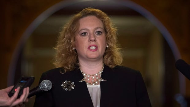 Lisa MacLeod, Progressive Conservative MPP for Nepean-Carleton, is one Tory who might enter the race to replace Ontario PC Leader Tim Hudak. He announced Thursday night that he would step down as party leader.