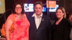 Hamilton NDP MPPs celebrate election wins