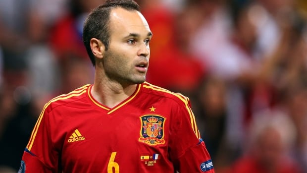 Andres Iniesta gives Spain's World Cup squad style and a strong finishing touch.