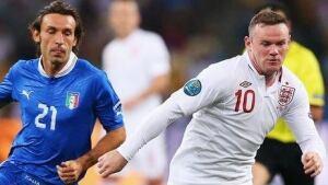 England vs. Italy