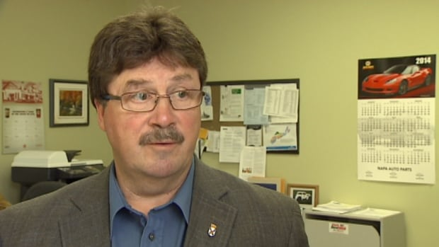 Chuck Porter, the MLA for Hants West, says the dispute between him and PC Leader Jamie Baillie is personal.
