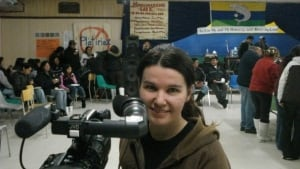 Andrée Cazabon KI First Nation