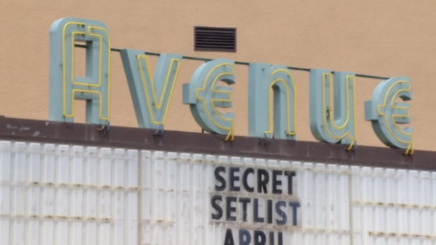 Located on 118th Avenue, the Avenue Theatre has been open since the 1950s.