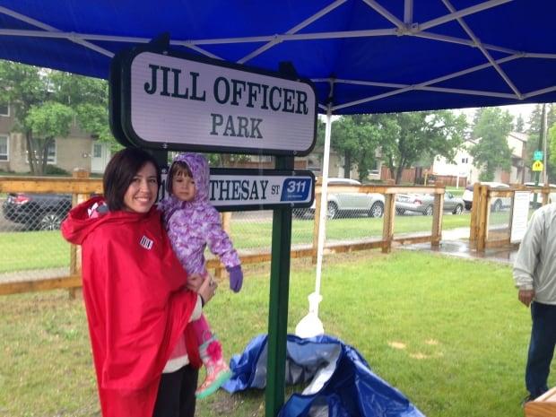 Jill Officer park