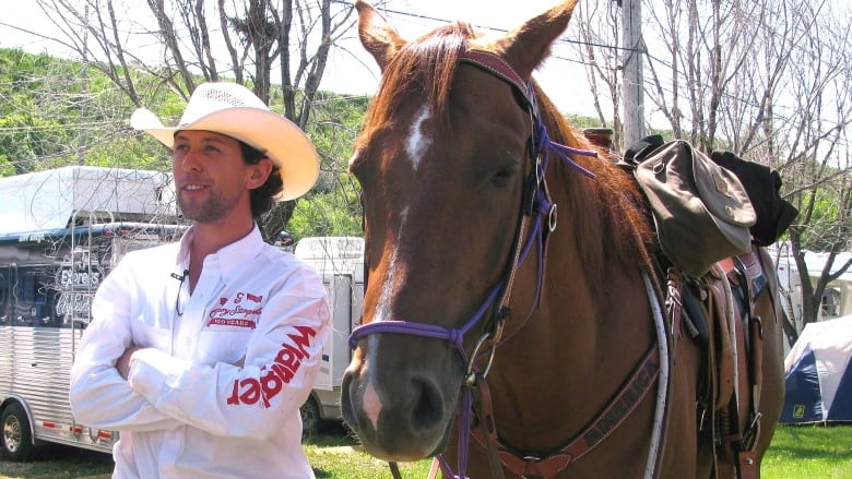 Cowboy Writes Book About Adventures Angels On Calgary