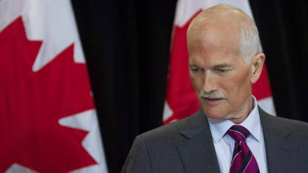 The late NDP Leader Jack Layton died in 2011 after battling prostate cancer is No. 7 on the Canadian Heroes list.