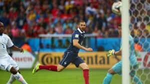 France Goal Line