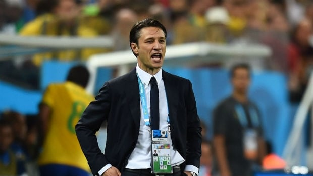 Croatia's players are refusing to talk to World Cup reporters after photos were published of them bathing nude in the team's swimming pool, coach Niko Kovac said on Sunday.