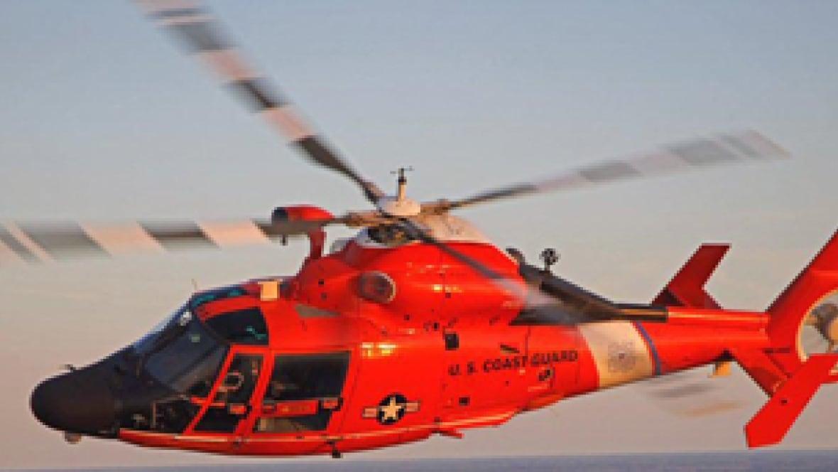 U.S. Coast Guard rescues 17 people on Lake St. Clair