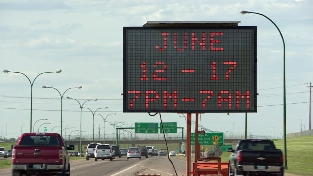 saskatoon road work