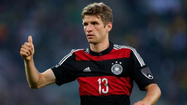 Thomas Muller: Few better than Germany's big man | CBC Sports