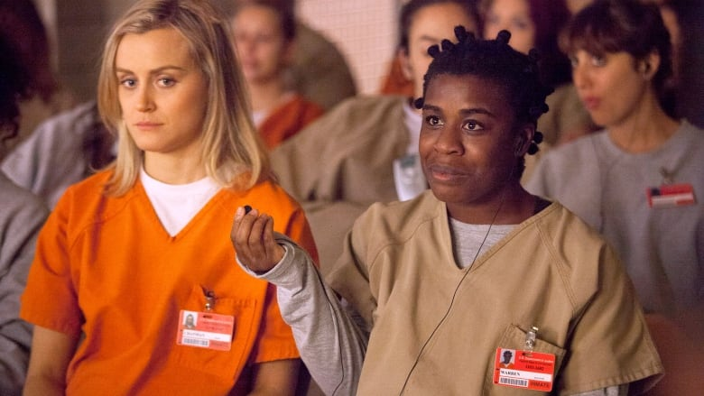 The next season of Netflix's prison series Orange Is the New Black is set  to be released next month. (Netflix/The Canadian Press)