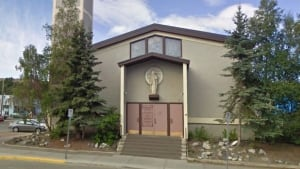 Sacred Heart Cathedral Whitehorse