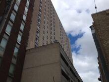 Cumberland Avenue apartment building