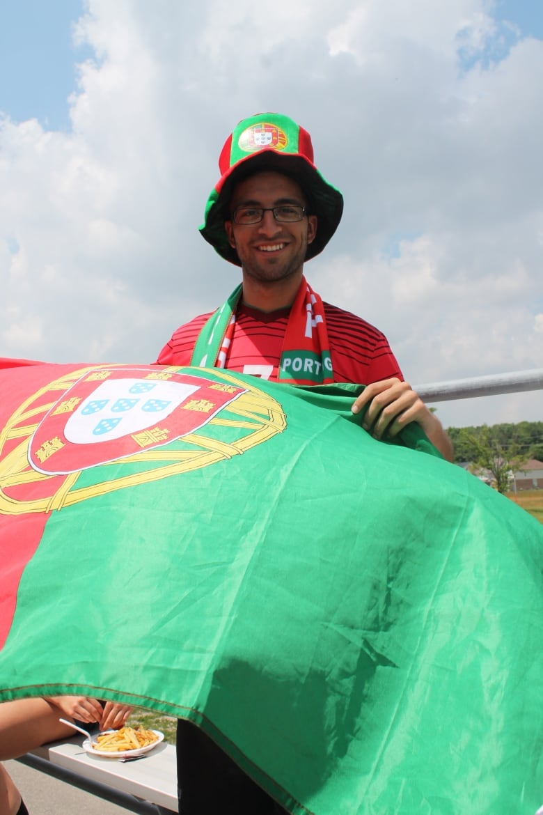 World Cup 2014: Waterloo Region\'s fans of the day (June 16) | CBC News
