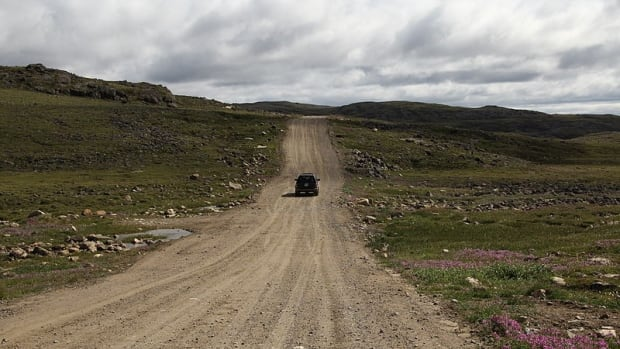 Until now, Iqaluit's Road to Nowhere has actually led to great hiking, skiing and even swimming opportunities on the tundra. A public meeting in the capital tonight will help determine the layout of a new subdivision in the area.