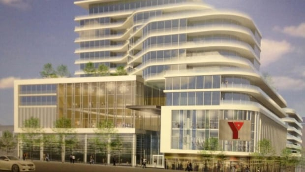 The new YMCA Centre of Community will open on the corner of South Park and Sackville Streets in downtown Halifax in late 2017 or early 2018.