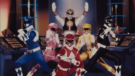 kids show reboots power rangers
