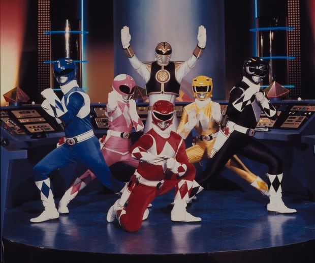 Gay 'Power Rangers' Character Will Be First Queer High-Budget Movie Superhero