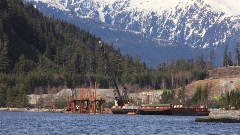 Chevron asks NEB for licence to nearly double Kitimat LNG