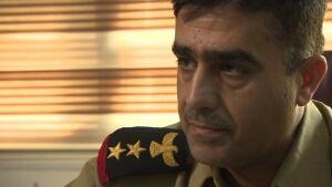Col. Hazhar Ismail