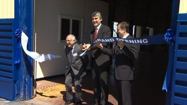 Premier Stephen McNeil was on hand for the ribbon cutting Tuesday.