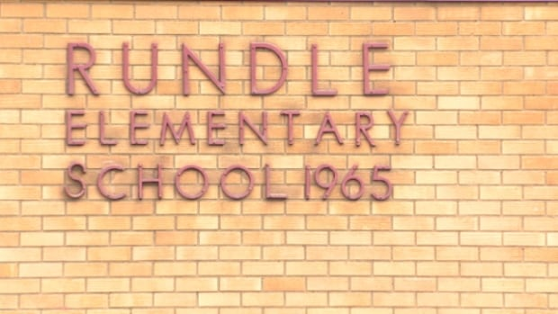 Under the new proposal, a new K to 9 school would be built in the current location of Rundle Elementary School in east Edmonton.