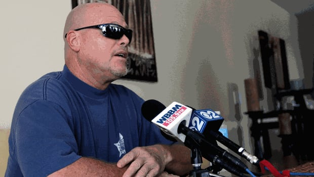 Jim McMahon is one of more than 4,500 former athletes — some suffering from dementia, depression or Alzheimer's that they blamed on blows to the head — to have sued the NFL since the first concussion case was filed in Philadelphia in 2011. McMahon has spoken of his ongoing battle with dementia.