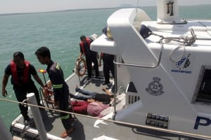 Malaysia Ship Accident