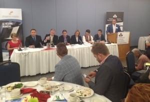 Winnipeg mayoral forum - June 18, 2014