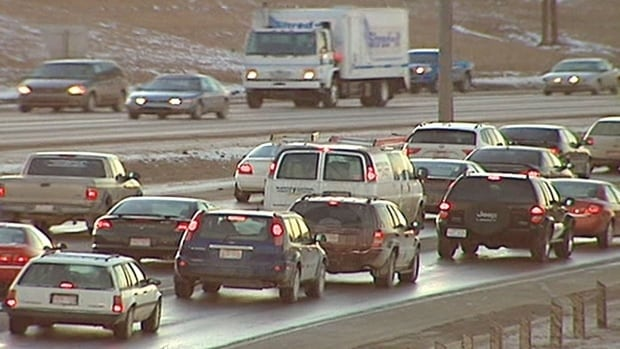 Completion of the ring road is at least seven years away, a provincial spokesman said Wednesday.