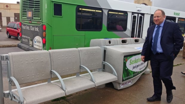The City of Saskatoon will be replacing all 150 benches by November 2014.