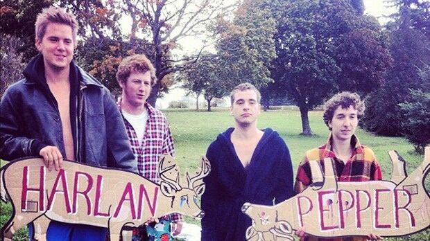 Harlan Pepper band music