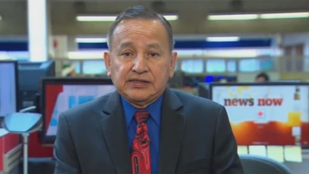 "Stewart Phillip, Chairman of the Okanagan National Alliance, says the B.C. Treaty Process is ""fundamentally flawed""."