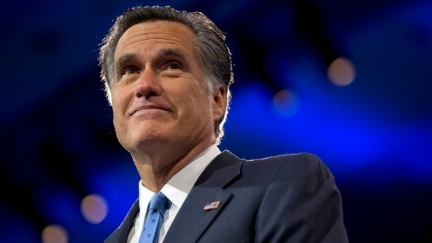 Former Massachusetts governor and Republican presidential candidate Mitt Romney is hearing calls to take another run for the top job. It's flattering for Romney, but also a comment on the absence of other strong contenders.