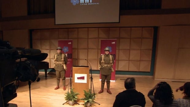 The Memorial War 100 Program aims to give students and faculty members the resources to keep Newfoundland and Labrador's history alive.