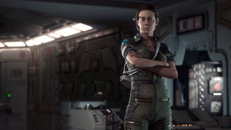 Video game industry haunted by lack of female characters