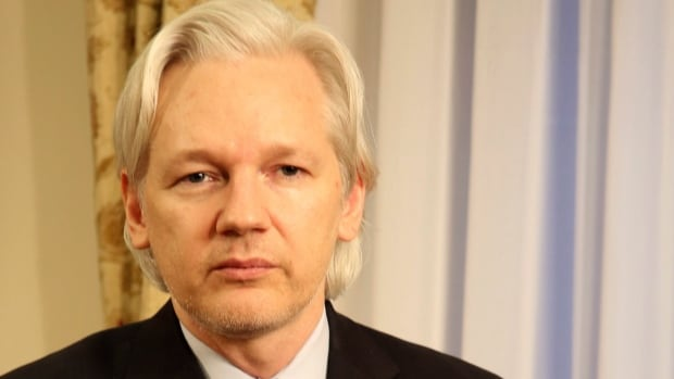 WikiLeaks founder Julian Assange has been holed up in the Ecuadorian embassy in London for the past two years fearing extradition.
