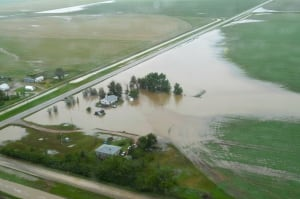 Lethbridge County flooding
