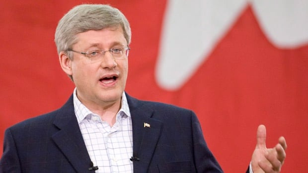 Prime Minister Stephen Harper has announced federal support for 150th anniversary celebrations of the Charlottetown Conference.