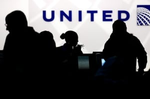 United airline travel Frequent Fliers