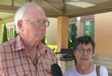 Bryan Arlene Fitzgerald parents Collin vet medication PTSD
