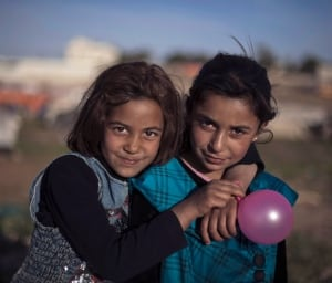 APTOPIC Mideast Jordan Refugee Children Photo Essay