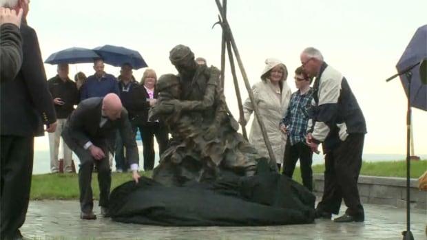 Sealers memorial unveiling