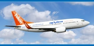 Air North Boeing 737-500