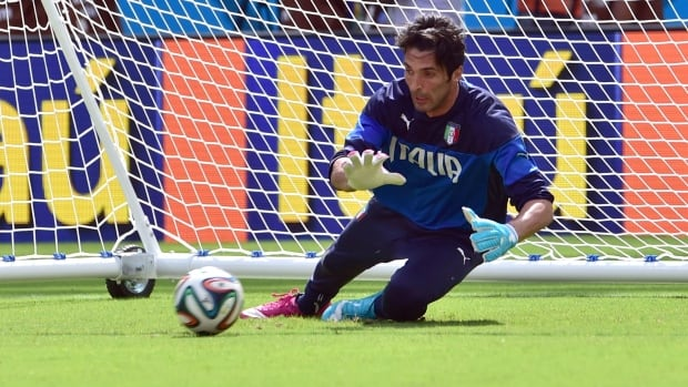 Goalkeeper Gianluigi Buffon returns for Italy after missing the first match of the FIFA World Cup with an injury.